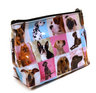 View Item DOGS GALORE MAKEUP BAG by CATSEYE